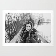 jess1 Art Print