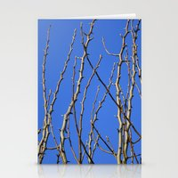 climbing Stationery Cards featuring Climbing  by Tea Tree // P H O T O