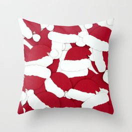 Trump land Throw Pillow