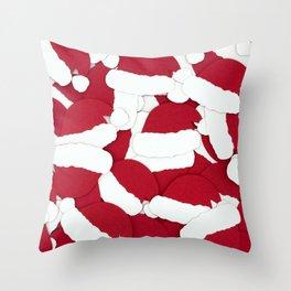 Trump land Throw Pillow