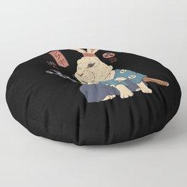 Ronin Usagi Floor Pillow