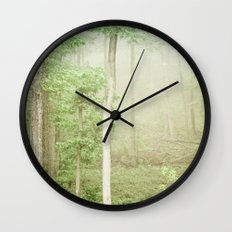 The Beauty of Ordinary Things Wall Clock