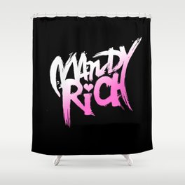 Mandy Rich Shower Curtain
