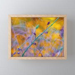 Herbs Framed Mini Art Print