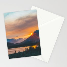 Jasper, Alberta Stationery Cards