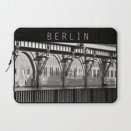 Jannowitz-Bridge - Berlin Laptop Sleeve