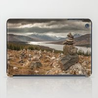 scotland iPad Cases featuring Scotland by Miguel Cardoso