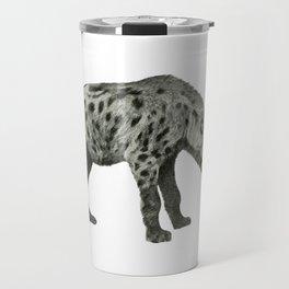 Spotted Hyena Travel Mug