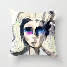 LET'S FRENCH!  Throw Pillow