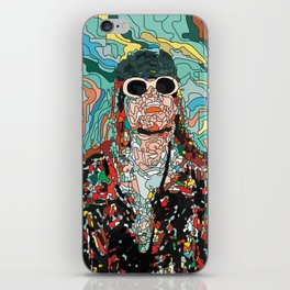 Maybe Just Happy iPhone Skin