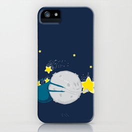 Star Harvester iPhone Case