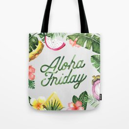 Aloha Friday! Tote Bag