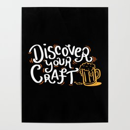 Discover Your Craft - Gift Poster