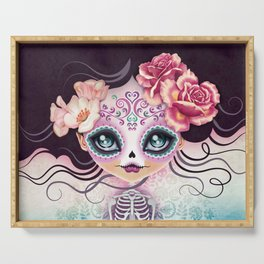 Camila Huesitos - Sugar Skull Serving Tray