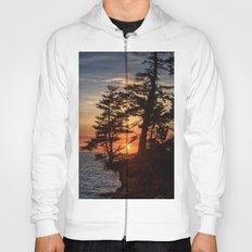 Sunset through the Trees Hoody