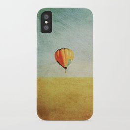 Free To Dream iPhone Case