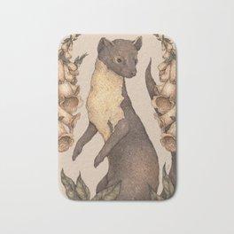 The Marten and Foxglove Bath Mat