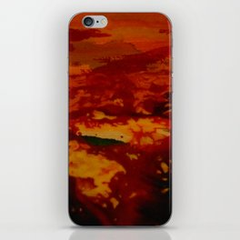 Confusing Colour Structures iPhone Skin