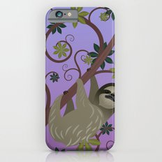 Sloth in a Tree Slim Case iPhone 6s