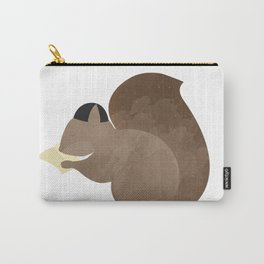 Tisha B'av Squirrel and Book of Lamentations Carry-All Pouch