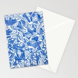 - the captain who fell with the blue angels - Stationery Cards