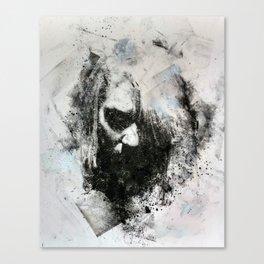 M.M. (no. 3) Canvas Print