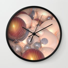 Good Morning Sunshine Wall Clock