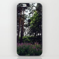 finland iPhone & iPod Skins featuring Porvoo- Finland by Cynthia del Rio
