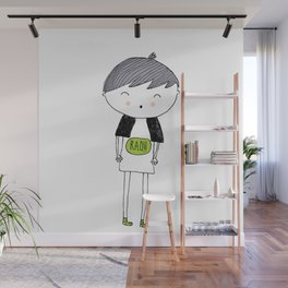 Rad by LAMM Wall Mural