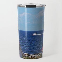Sea Excursion Travel Mug