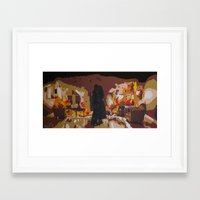 john mayer Framed Art Prints featuring Slow Dancing in a Burning Room - John Mayer by Max Freund