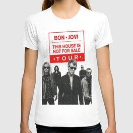 Bon Jovi To Perform At The 2017 T-shirt