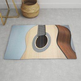 Classical Guitar Rug