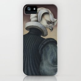 Fragile Assertion iPhone Case