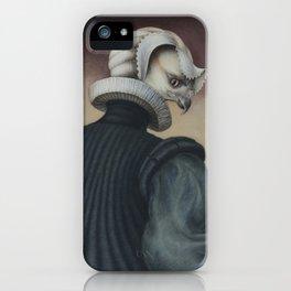 Fragile Assertion iPhone Case