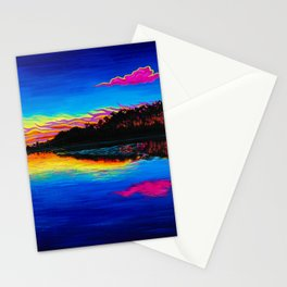 Merritt's Mill Pond, FL Stationery Cards