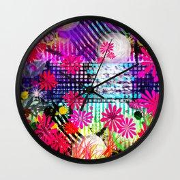 Holiday Wall Clock