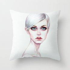 Twiggy Throw Pillow