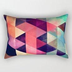 tryypyzoyd symmyr rymyx Rectangular Pillow
