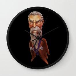 Count Dooku Wall Clock
