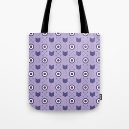 Hawkguy Pattern Tote Bag