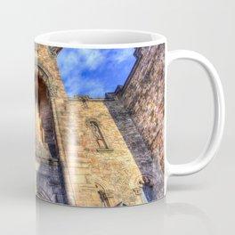 Edinburgh Castle Scotland Coffee Mug
