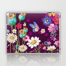 Purple Meadow Laptop & iPad Skin