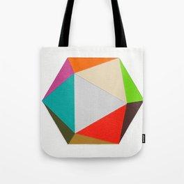 Icosahedron Tote Bag