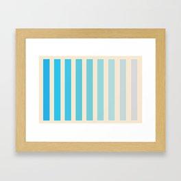 GRADIENT 1 Framed Art Print