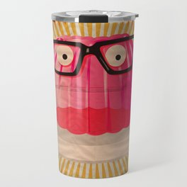 Disguise In Love With You Travel Mug