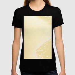 Kapalua Beach sparkling golden sand and seafoam Maui Hawaii T-shirt