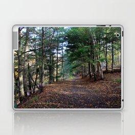 Grist Mill Autumn Trail Laptop & iPad Skin