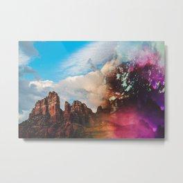 Sedona Arizona Vortex Metal Print
