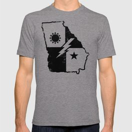 Georgia Born Army Ranger T-shirt